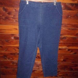 Just My Size JMS Plus Size Skinny Jeans Stretch 2X